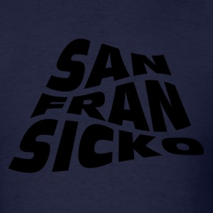 San Fransicko - Men's T-Shirt