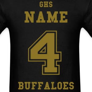 FOOTBALL FAN CUSTOMIZE - Men's T-Shirt