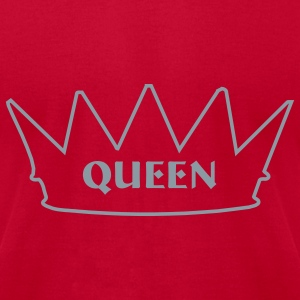 Queen - Men's T-Shirt by American Apparel