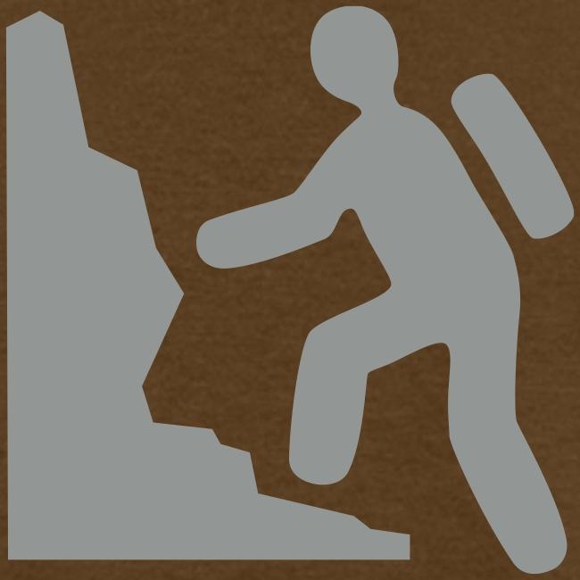 Climber Symbol - MLW