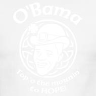 Design ~ O'Bama (ringer t)