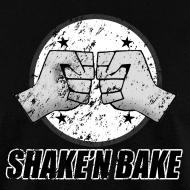 Design ~ SHAKE AND BAKE T-Shirt - Vintage Design