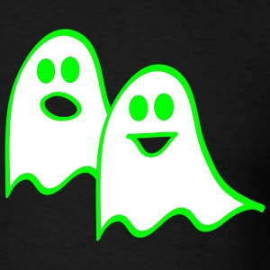 Pair of Ghosts - Men's T-Shirt