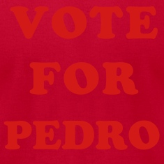 Lemon Vote for Pedro T-Shirts (Short sleeve)