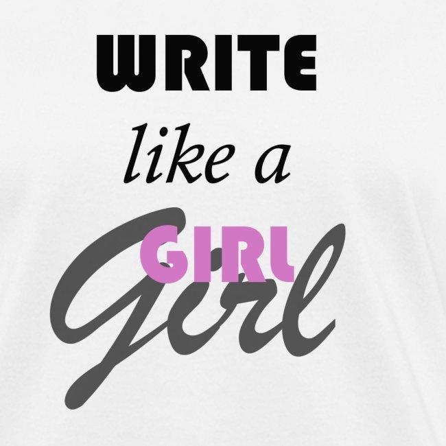Write Like A Girl