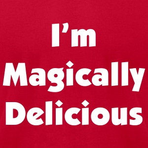 Magically Delicious - Men's T-Shirt by American Apparel