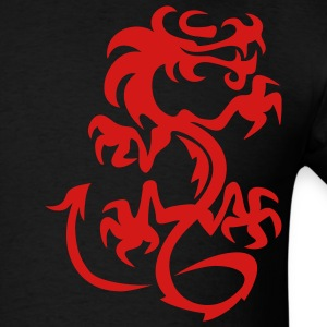 Cool Dragon Tee - Men's T-Shirt