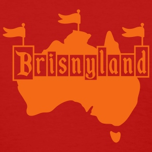 Red Brisnyland Women's Tees (Short sleeve) - Women's T-Shirt