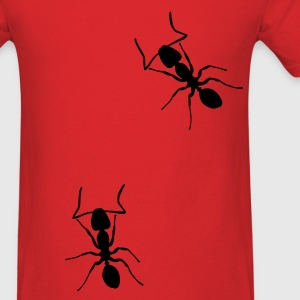 Red Ant T-Shirts (Short sleeve) - Men's T-Shirt