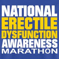 Design ~ NATIONAL ERECTILE DYSFUNCTION AWARENESS Marathon