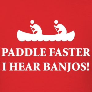 I hear Banjos!! - Men's T-Shirt