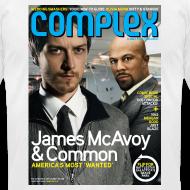 Design ~ James McAcoy & Common