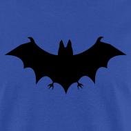 Design ~ BattyMan T-Shirt -  Black Bat