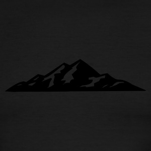 Mountains - Men's Ringer T-Shirt