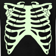 Design ~ XRAY - GLOW IN THE DARK T-Shirt