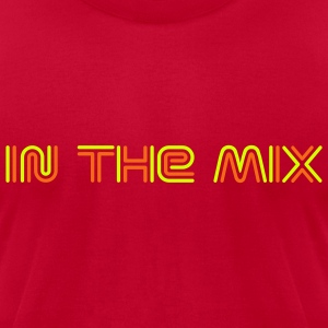 In the mix - Men's T-Shirt by American Apparel
