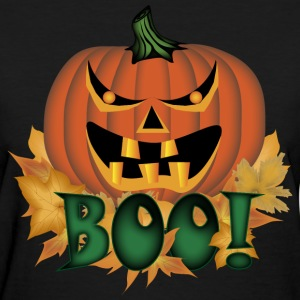 Halloween Pumpkin - Women's T-Shirt