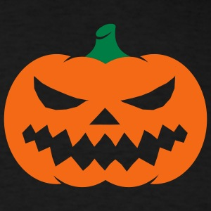 Black Jack O Lantern (2 color) T-Shirts (Short sleeve) - Men's T-Shirt