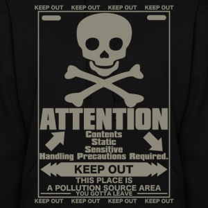 ATTENTION - Women's Hoodie