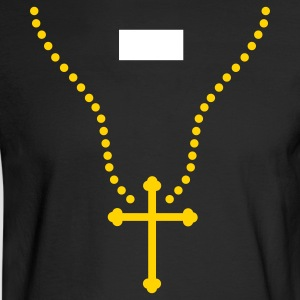 Black Priest T-Shirts (Long sleeve) - Men's Long Sleeve T-Shirt