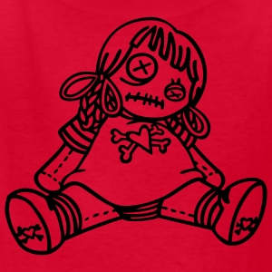 Red Ragdoll Kids Shirts - Kids' T-Shirt