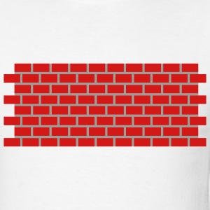 White wall T-Shirts (Short sleeve) - Men's T-Shirt