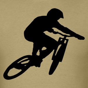 Mountain Bike Shirt - Men's T-Shirt