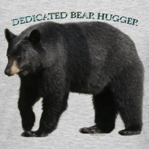 Bear Hugger - Women's Long Sleeve Jersey T-Shirt