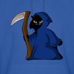 Little Reaper Kitty - Men's Hoodie