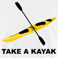 Design ~ Take A Kayak - Men's