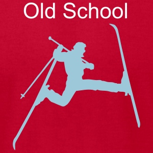 old school - Men's T-Shirt by American Apparel