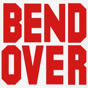 White Bend Over - Game Over fun T-Shirts (Short sleeve) - Men's T-Shirt