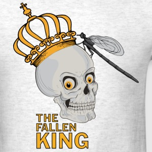 Ash  The Fallen King T-Shirts - Men's T-Shirt