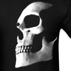 Black skull fade 2 T-Shirts - Men's T-Shirt