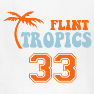 Design ~ FLINT TROPICS T-Shirt Kids