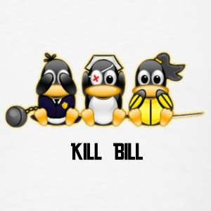 White Kill Bill T-Shirts - Men's T-Shirt