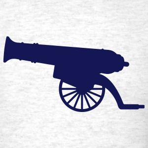 Ash  cannon T-Shirts - Men's T-Shirt