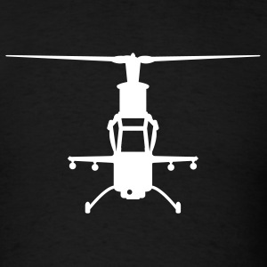 Black chopper T-Shirts - Men's T-Shirt