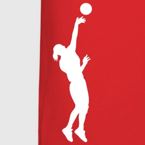 Red volleyball spike T-Shirts - Men's T-Shirt