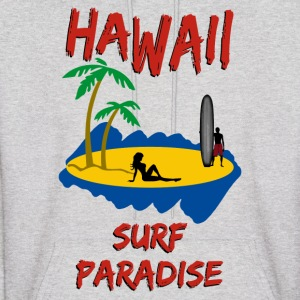 Hawaii surf paradise - Men's Hoodie