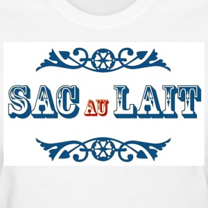 Sac au Lait T-shirt Ladies - Women's T-Shirt