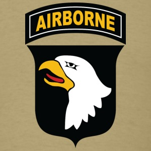 101st Airborne - MILITEE.us - Men's T-Shirt