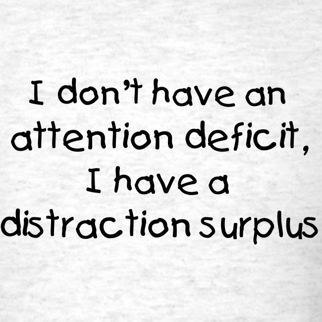 Distraction Surplus