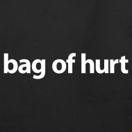 Design ~ Tote Bag of Hurt
