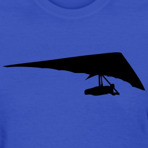 Light blue Hang Glider Women's T-shirts - Women's T-Shirt