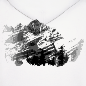 Design ~ COOL Snow & Mountain Design Hoodies