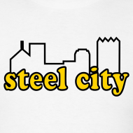 Design ~ Steel City T-shirt Yellow/Black