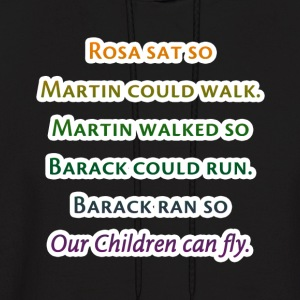 So Our Children Can Fly - Men's Hoodie