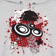Design ~ Speaker Collage Designer Hoodies