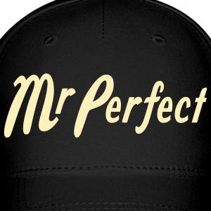 Black Mr Perfect Caps - Baseball Cap
